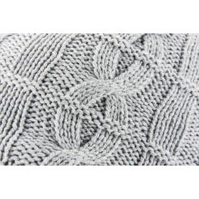 Sealskinz Waterproof Cold Weather Bonnet en tricot tressé, grey marl